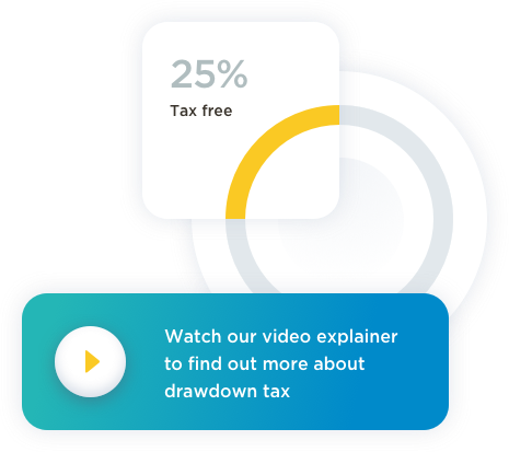 Watch our video explainer to find out more about drawdown tax.